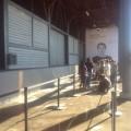 Audiences queue for Marina